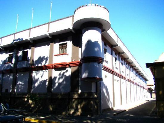 Museo Histórico Cultural Juan Santamaría: Fachada del Museo