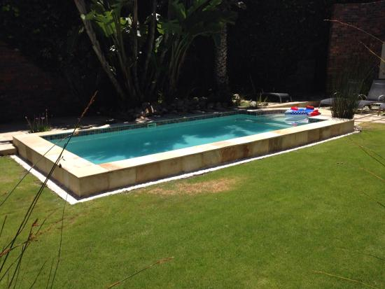 The Sir David Boutique Guest House: Mooi zwambad