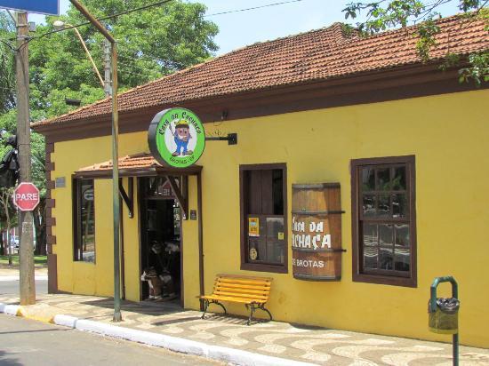 Casa da Cachaca : Loja