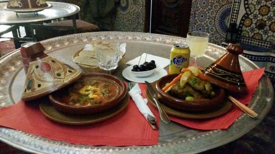Ouzoud cous cous Restaurante