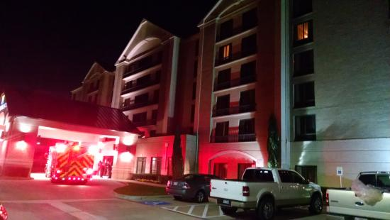 Hyatt Place Dallas/Las Colinas: 3am Fire Alarm