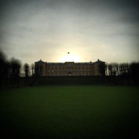 Frederiksberg Have : Frederiksberg slot (castle)