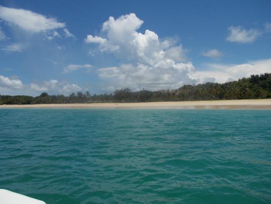 Sakatia Lodge: The Beach