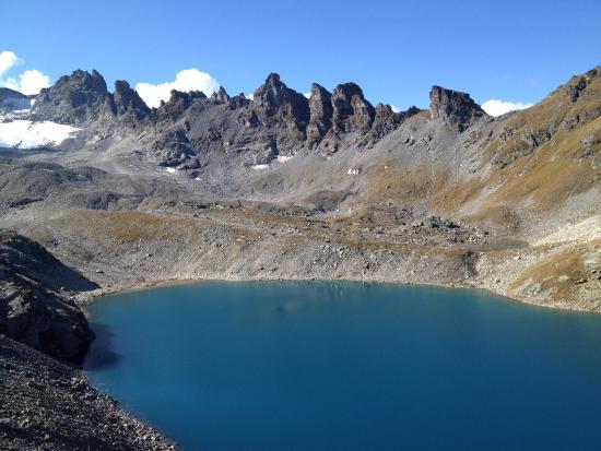 Pizol, Swiss: 5 Seen-Wanderung