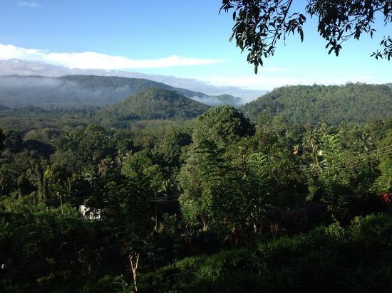 Epitawala, Sri Lanka: dumbara view
