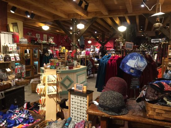 Vermont clothing stores