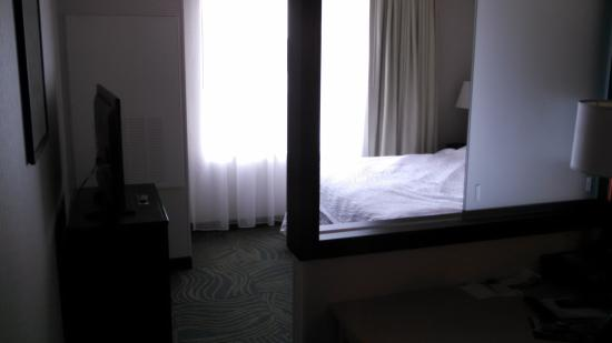 SpringHill Suites Minneapolis-St. Paul Airport/Mall of America: Sleeping area