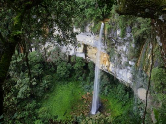 La Posada de Cuispes: Las cataratas gigantes de Cuispes