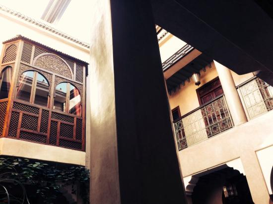 Riad Zayane : Lovely place