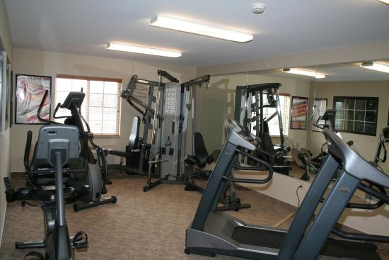 Suburban Extended Stay Hotel Clarksville: Fitness Center