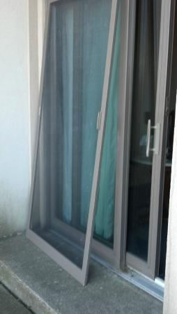 Bay Valley Hotel and Resort: Screen door