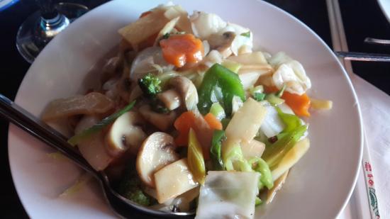 Wok This Way Chinese Restaurant: Dish 1