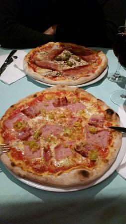 Pizzeria Mirkec: Pizza