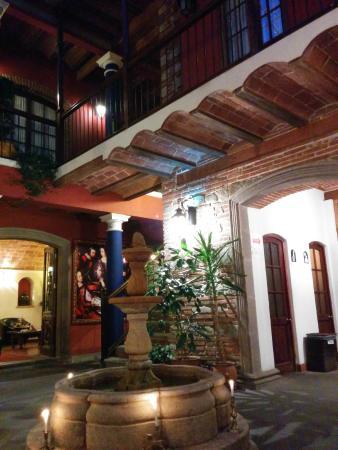 La Casona Hotel-Boutique : Hall principal