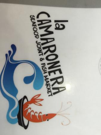 La Camaronera Fish Market: Muito bom!!
