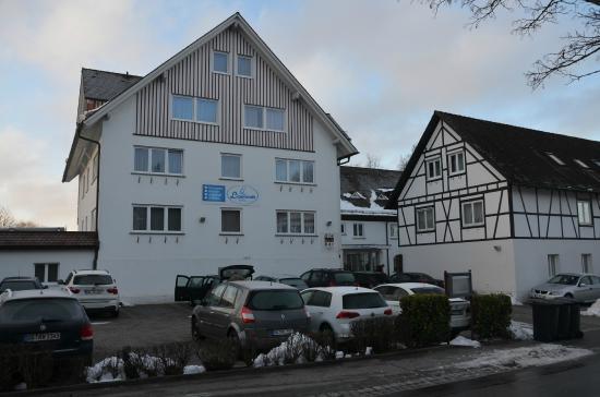 Hotel Lipprandt: Vorderansicht