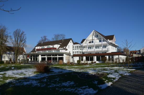 Hotel Lipprandt: Blick vom See