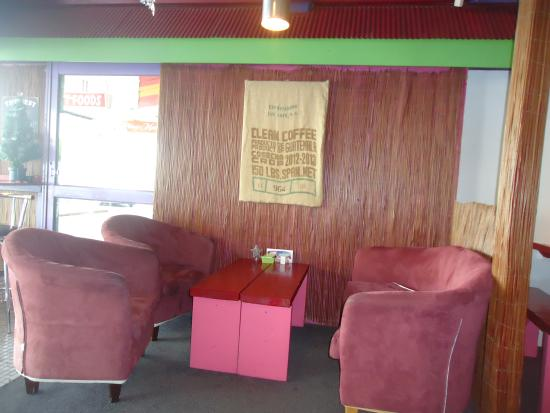 Cafe Ambience : Inside the cafe