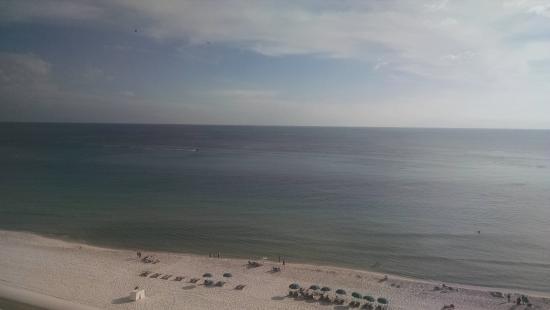 Long Beach Resort: beach view