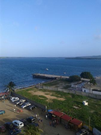 Playa Sirena Hotel & Resort: Vista desde la habitación