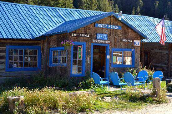 River ranch updated 2018 campground reviews red river for Cabins in taos nm