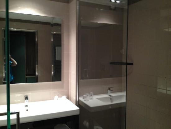 Blu Hotel Brixia: Doccia fantastica...