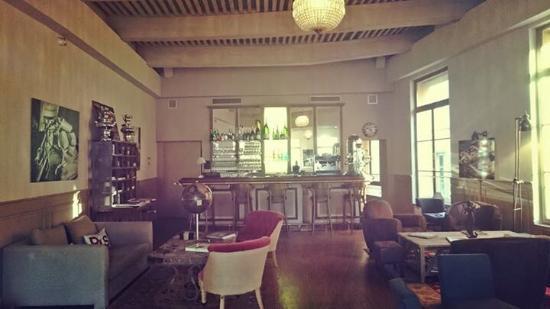 Hotel de Gantes: Salle de Petit déjeuner