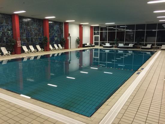 Residenz Hotel Harzhöhe : großes Schwimmbad
