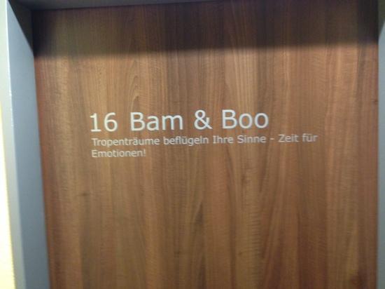 Teufenthal, Suiza: 16 Bam & Boo