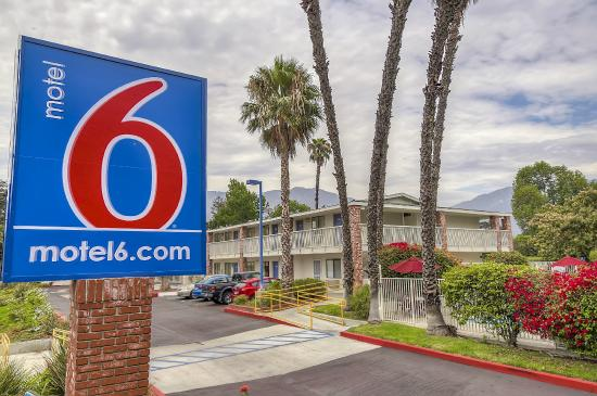 ‪Motel 6 Los Angeles - Arcadia / Pasadena‬