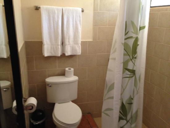 Machele's Place: Baño