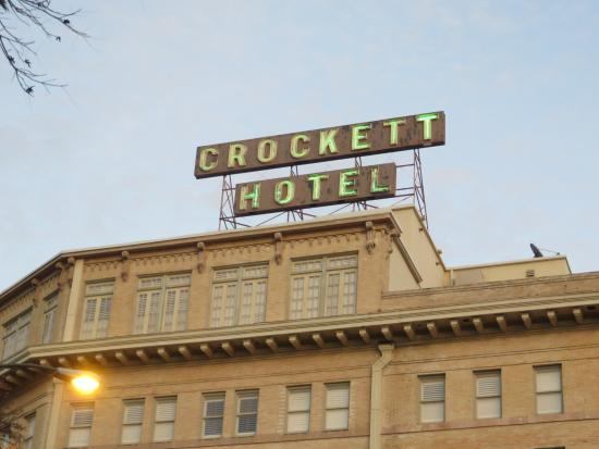 the hotel picture of crockett hotel san antonio. Black Bedroom Furniture Sets. Home Design Ideas