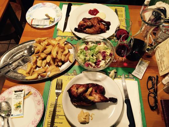 Value for money and delicious picture of chez ma cousine - Chez ma cuisine geneve ...