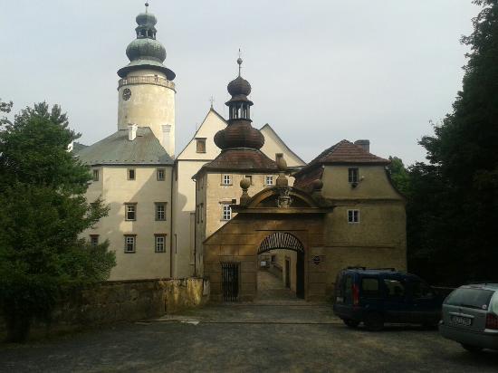 Zamek Lemberk
