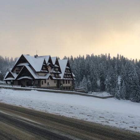Orlik Pension: Hotel Orlik