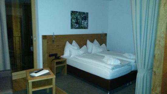 Hotel Alpenleben: Slaapgedeelte