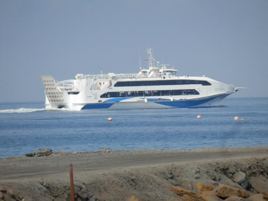 Masirah Island Oman Ferry