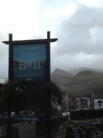 Llanberis Lodges: Lanberis 'Bob's' Lodges