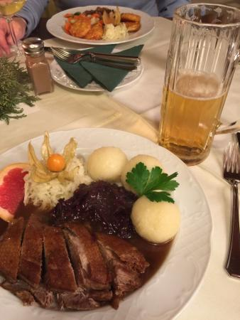 Restaurant Zur Altstadt: Frech cooked and simply delicious