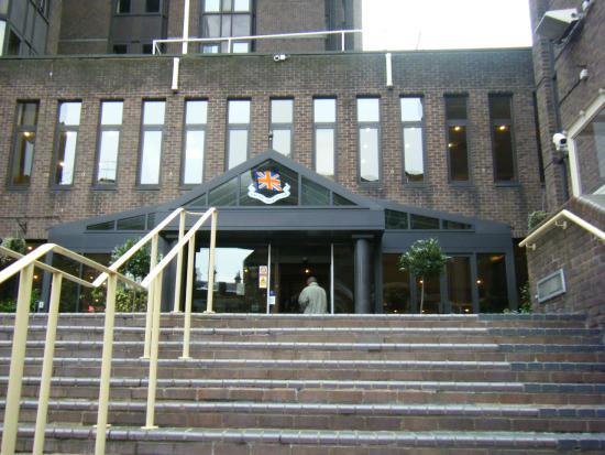 Union Jack Club Hotel