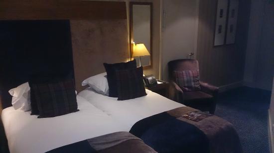 Malmaison Hotel : Comfy beds