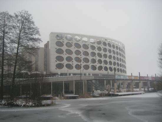 Seepark Hotel: hotel con la neve