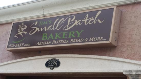 Jim's Small Batch Bakery: Jim's