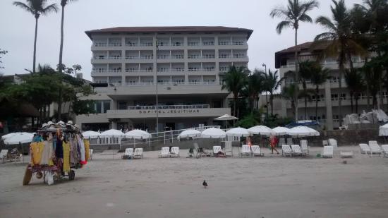 Pernambuco e do Mar Casado Beach: Praia do Pernambuco e Hotel Jequitimar