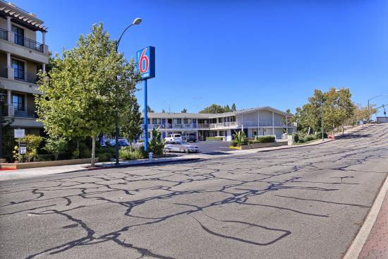Motel  Walnut Creek North Main Street Walnut Creek Ca