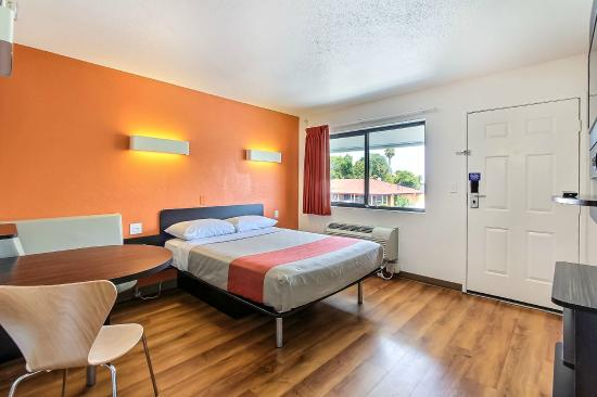 Motel 6 Sunnyvale South: Guest Room