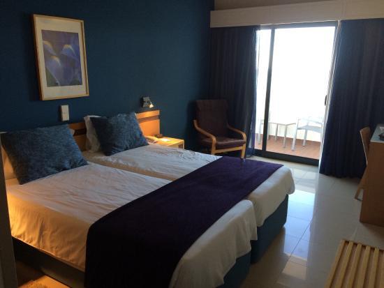 Rocamar Exclusive Hotel & Spa : Sehr schönes Zimmer.