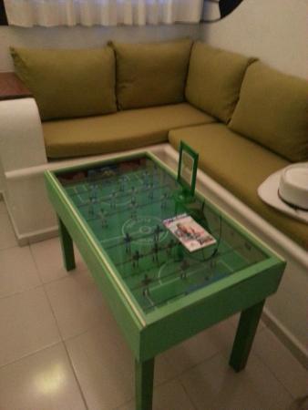 Itour Mexico: Hugo Sanchez room
