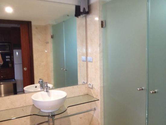 BEST WESTERN Goulburn: Bathroom