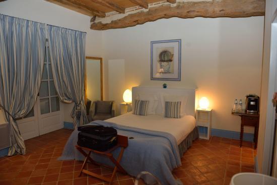 Chambre Luxe La Chartreuse de Bignac - Picture of La Chartreuse du ...